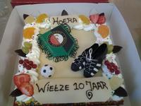 Bakkerij Verweij - Verjaardagstaarten